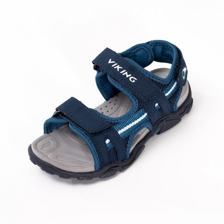 Viking  (Норвегия)  -  детская  обувь  для  любой  погоды.