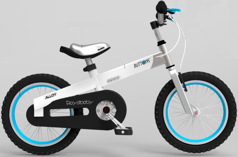 Велосипед  ко  Дню  Рождения.  Хваст.