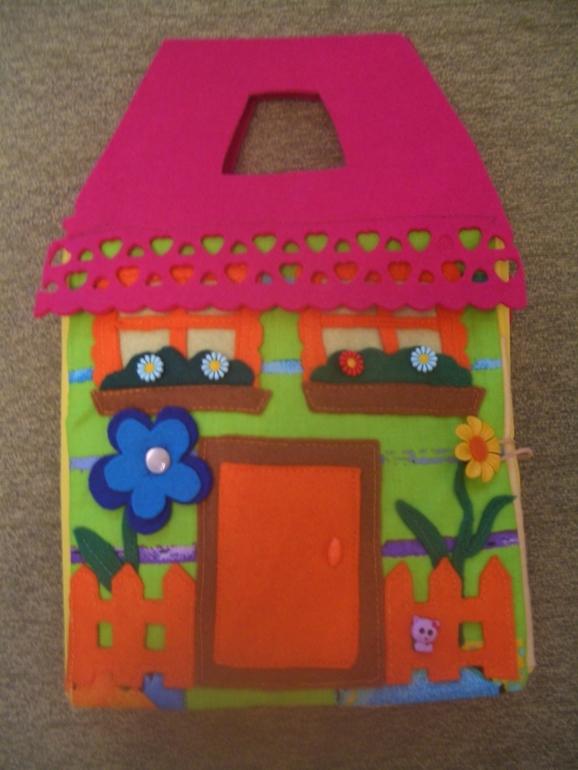 Великолепная игрушка для ребенка. Делюсь впечатлениями и координатами рукодельницы.