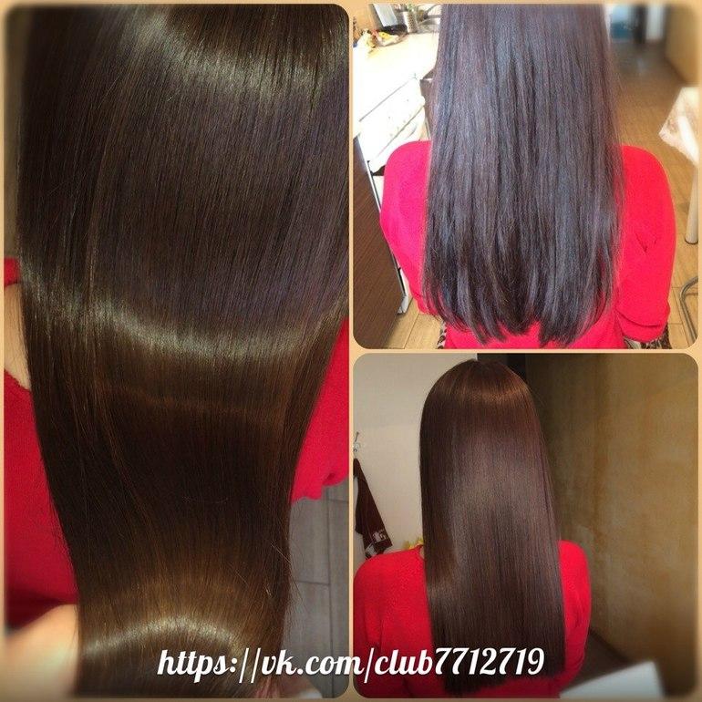 Бренды кератинового выпрямления волос