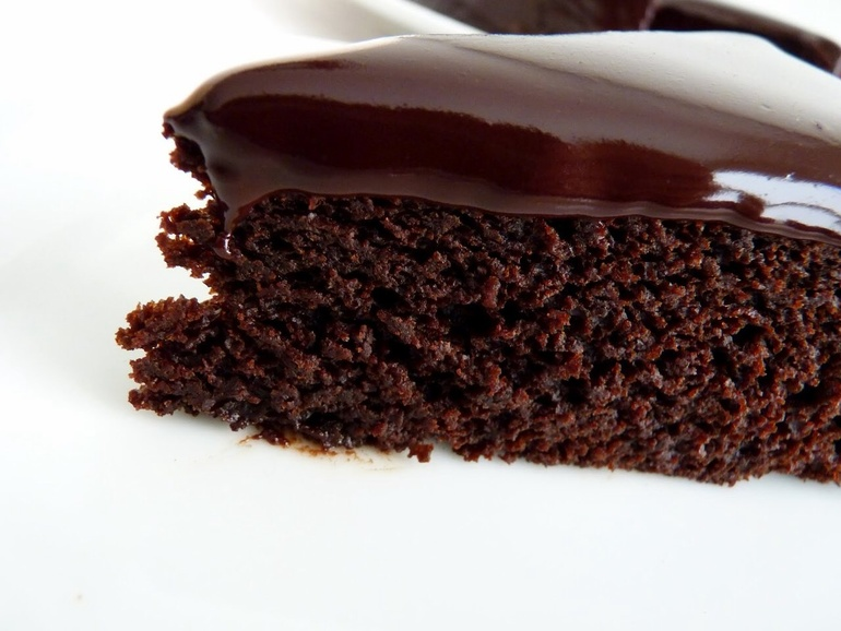 Шоколадный торт на раз, два, три... Рецепт-сказка!