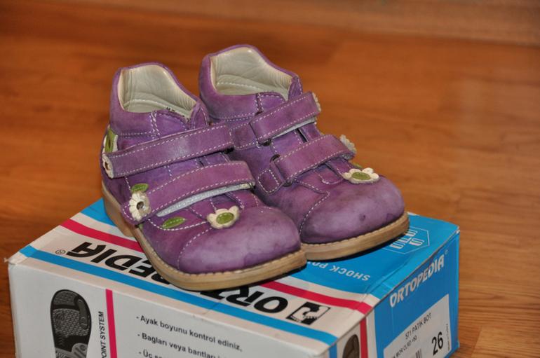 продам  ботинки  ортопедические  р  25  цена  600р