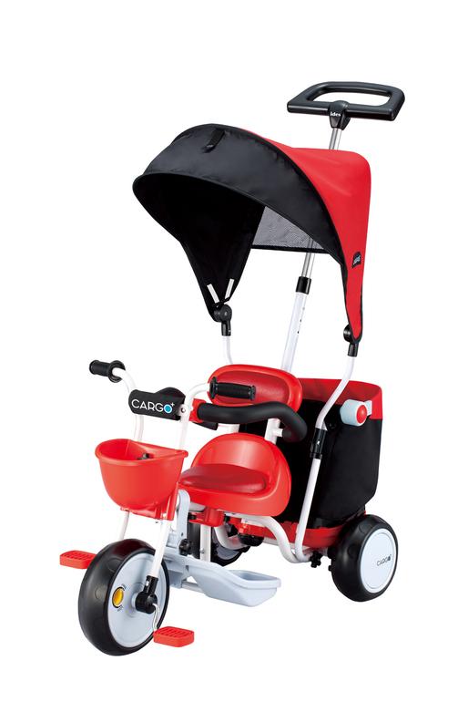 Детский трехколесный велосипед. Наш выбор - IDES CARGO PLUS