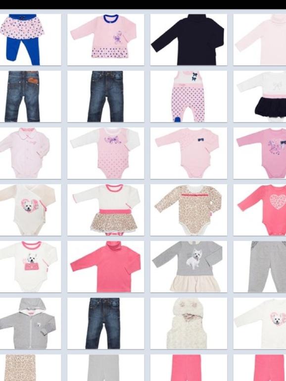 Одежда Барбарас Детская