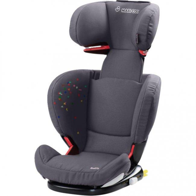 Продаю  новое  автокресло  Maxi-Cosi  Rodifix  (Isofix)  Confetti  -  9900руб  c  доставкой