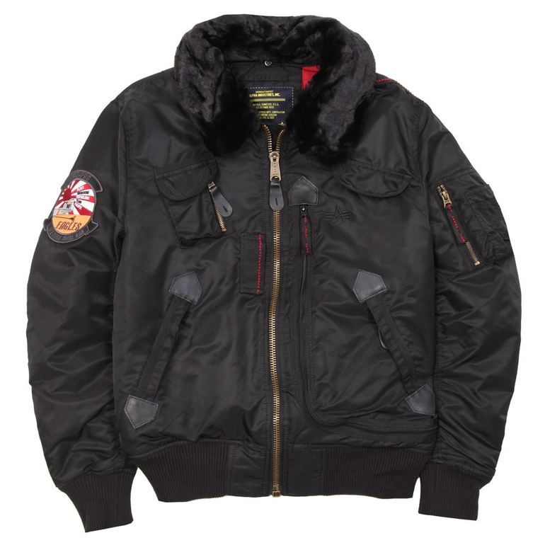 Куртка лётная Alpha Industries (52-54р) оригинал 5800 руб!