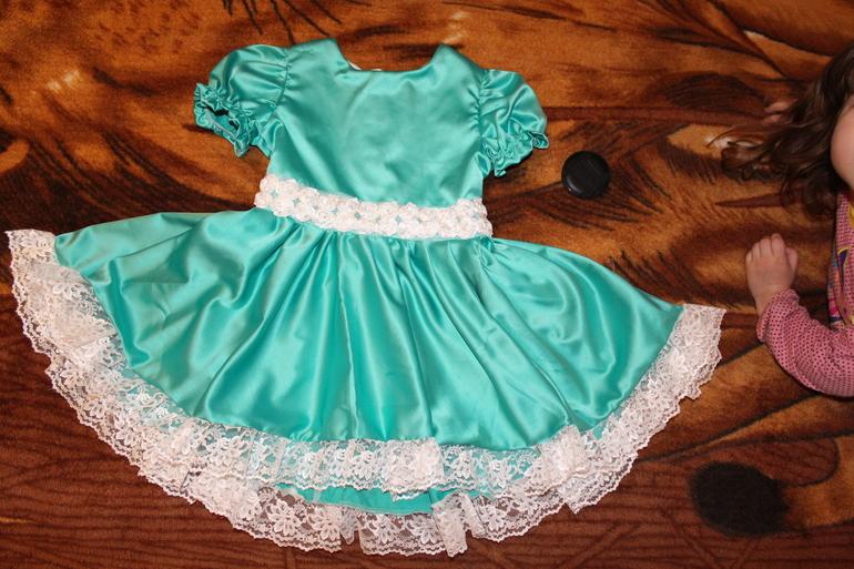 Платье На Утренник Купить