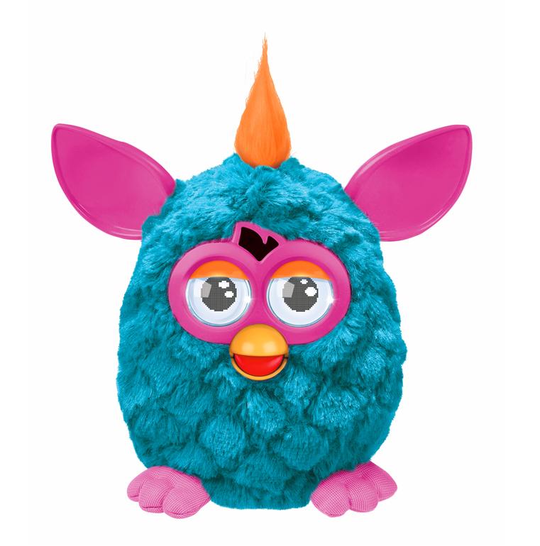 Furby (Ферби) - интерактивная игрушка