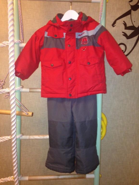 Продам  костюм  зимний  Gusti  (мембрана)