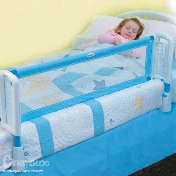 Бортик для кровати 181