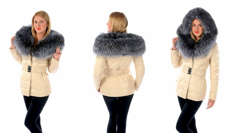 Зимние Женские Куртки С Мехом