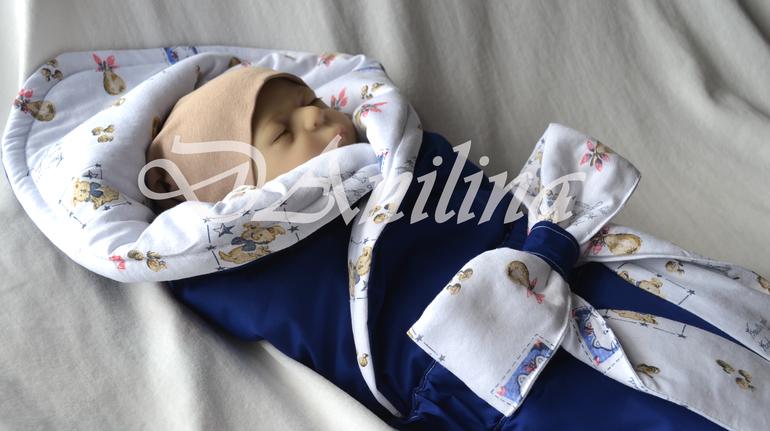 Размер одеяла для новорожденного на выписку своими руками 94