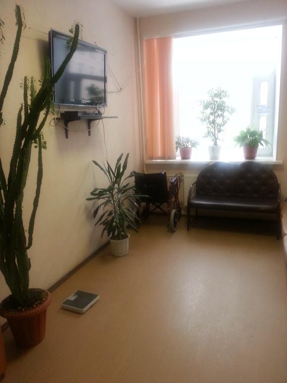 Поликлиника перинатального центра в красноярске