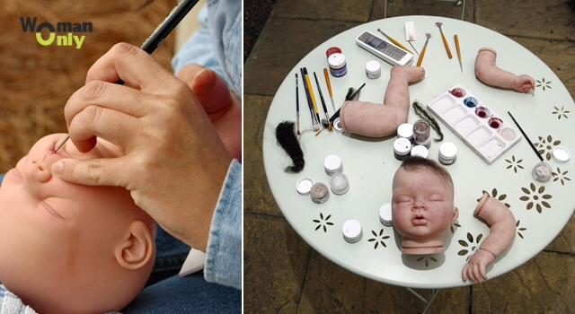 Как сделать куклы реборн своими руками 59