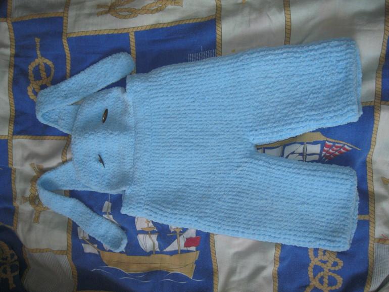 Вязание из пряжи ализе софти