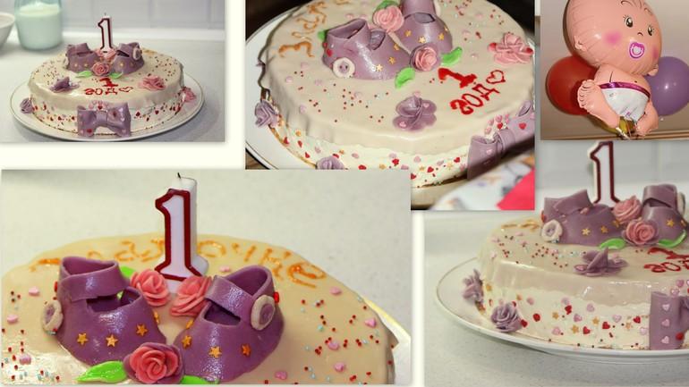 Как сделать надпись на торте и чем 910