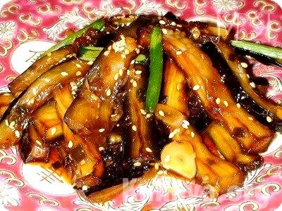 Баклажаны с картошкой в кисло-сладком соусе рецепт по-китайски