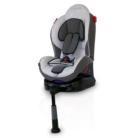 Продам НОВОЕ Автокресло Welldon Smart Sport ISO-FIX Light Grey (4500 руб.)