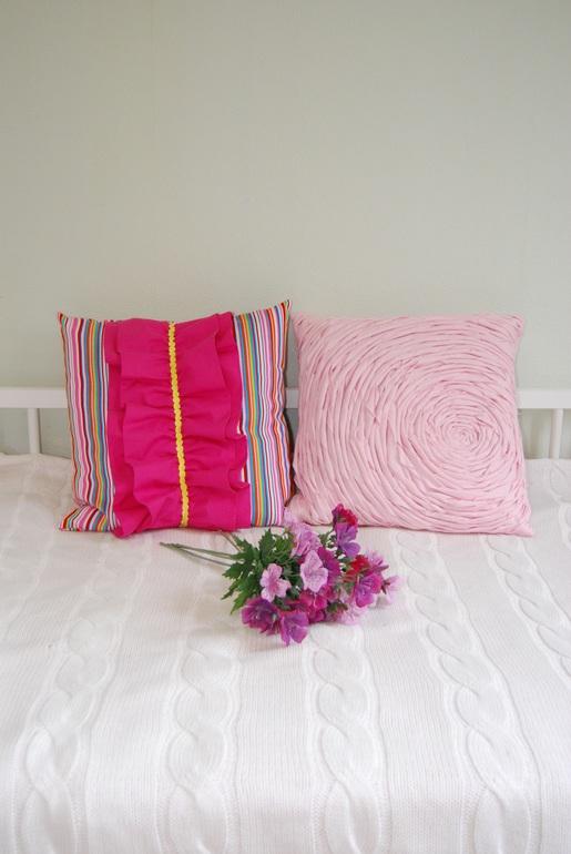 Нежные подушки