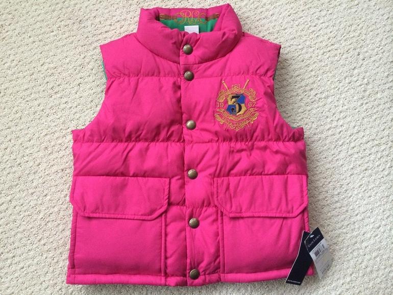 Ralph Lauren - куртки, жилеты 3T -10 ОБНОВИЛА ! Есть в наличии!!