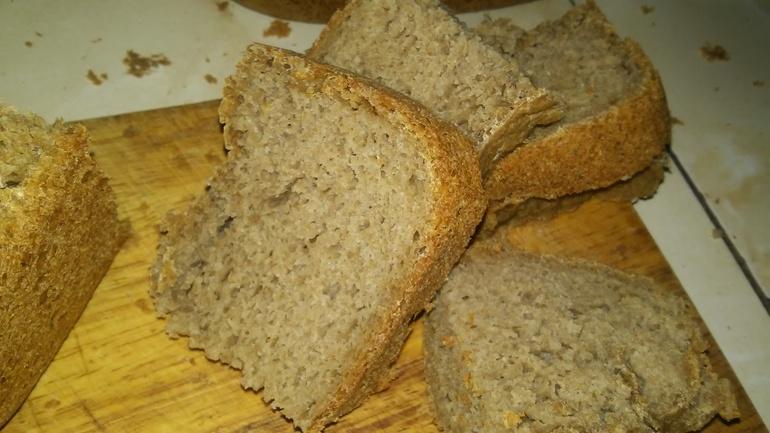 Хлеб из пшеничной муки своими руками 38