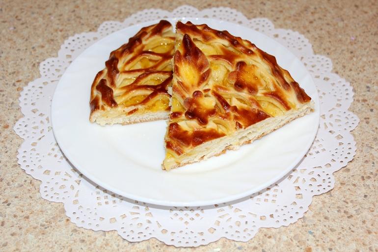 Слоеное тесто с вареньем рецепт с пироги