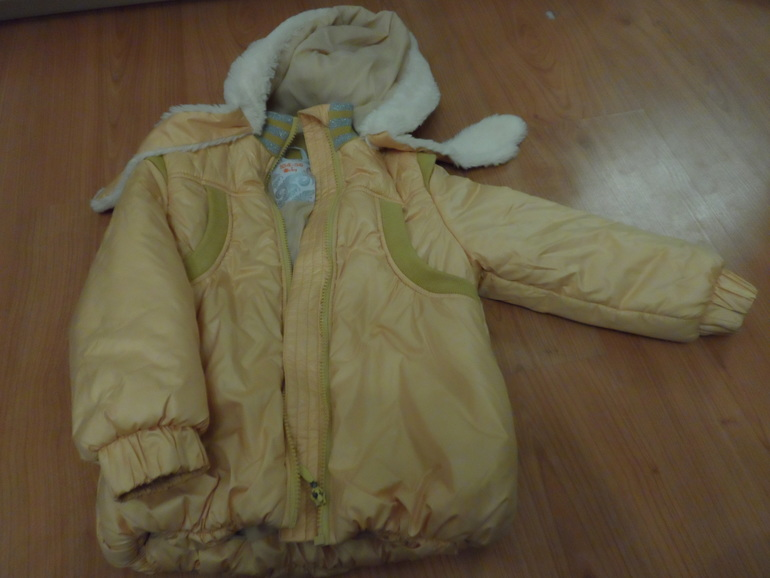 Продам  демисезонный  комплект  Orby  куртка+штаны,  размер  104-110
