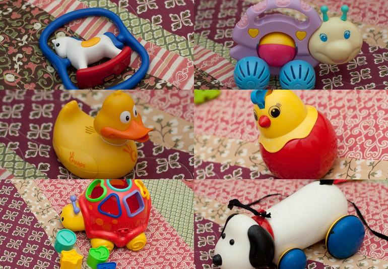 Дешевые игрушки для детей до 3-х лет. Москва, вышлю в регионы.
