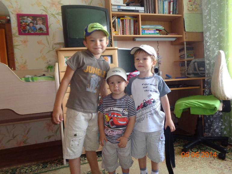 мои мальчики))))
