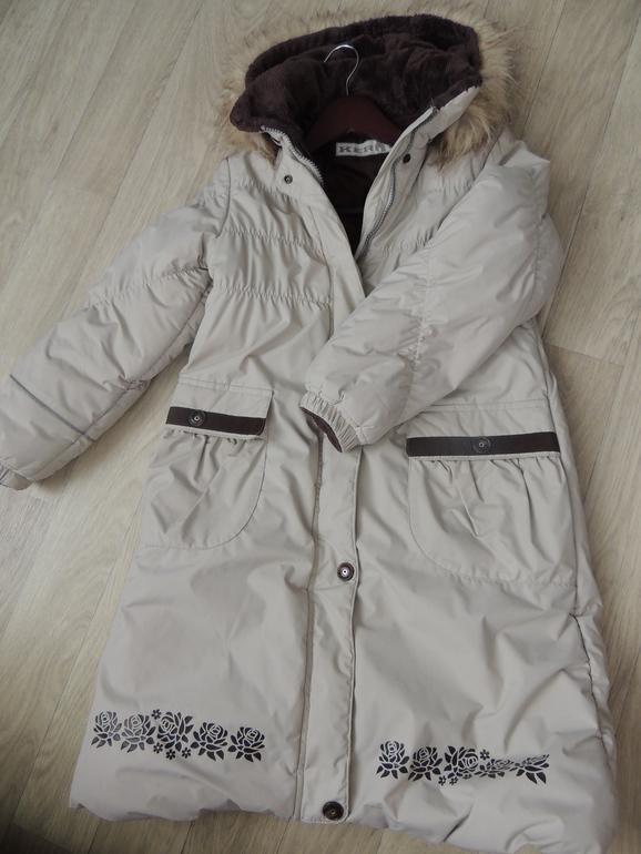 Керри (Kerry), зимнее пальто, рост 140