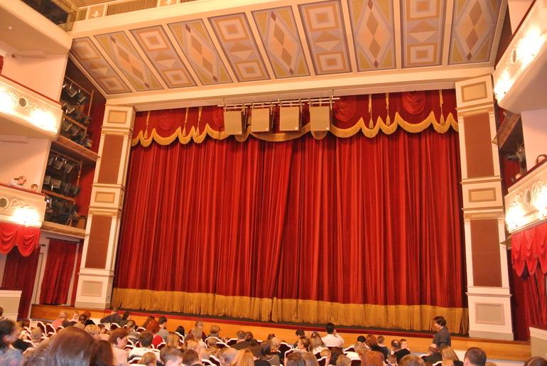 """Малый театр """"снежная королева"""". очень понравилось! - запись ."""