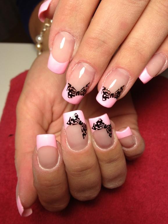 Наращивание ногтей для свадьбы