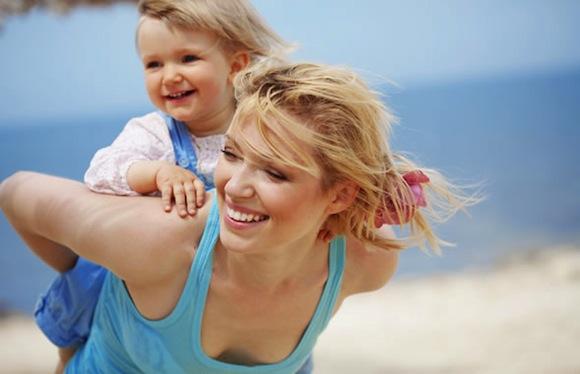 Коста Дорада в конце июля, мама + папа + малыш (2-12).
