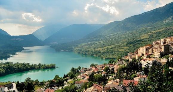 Новинка ЛЕТО 2014!  Отдых в Италии в регионе АБРУЦЦО.