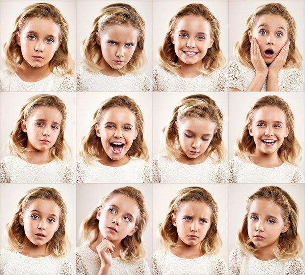 люди эмоции картинки для детей