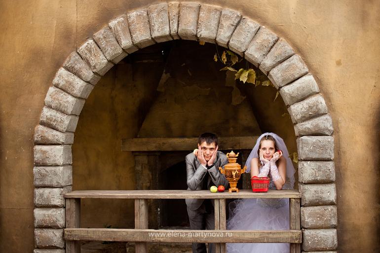 Свадьба Катерины и Павла