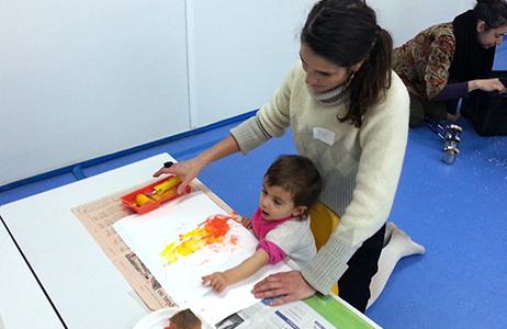 Раннее развитие для малышей в Барселоне
