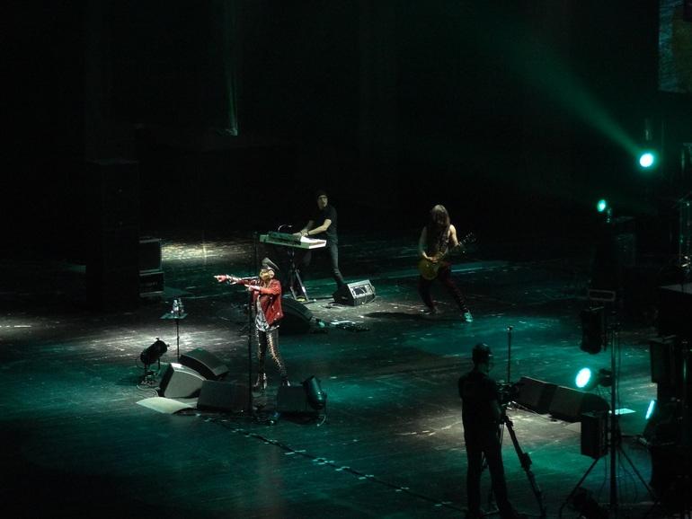 Побывали на концерте