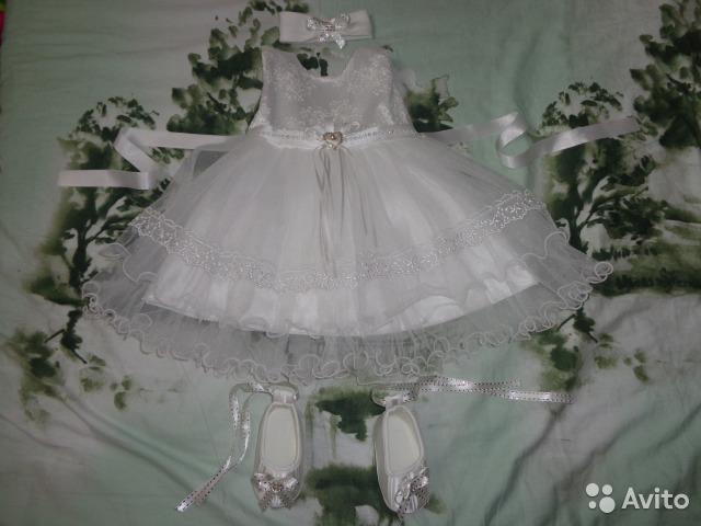 Купить Платье На Выписку Из Роддома Для Девочки