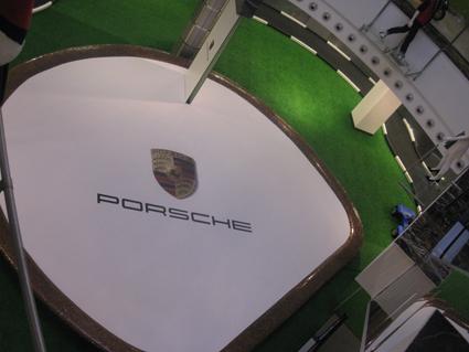 детская школа вождения porsche в тц весна