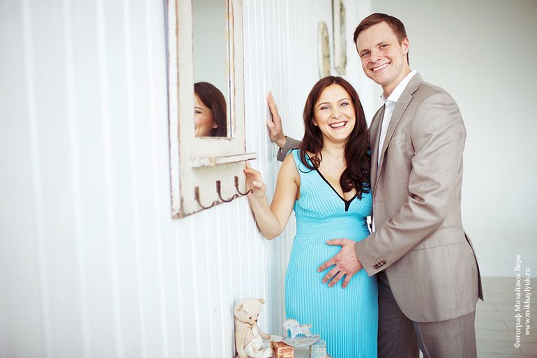 Фотосессия беременности. Фотограф Михайлюк Вера