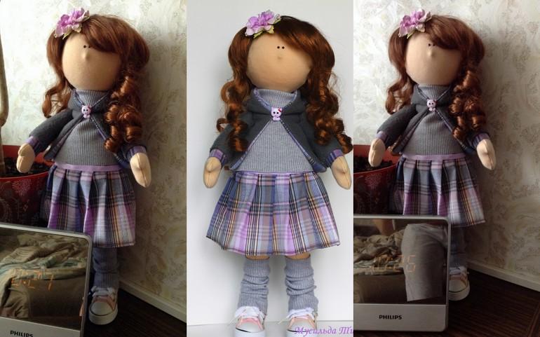 Курсы по шитью кукол тильд