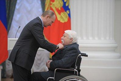 Первые лауреаты премии Президента. ПОЗДРАВЛЯЕМ!