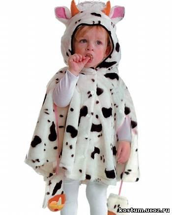 Карнавальные костюм коровы своими руками 63