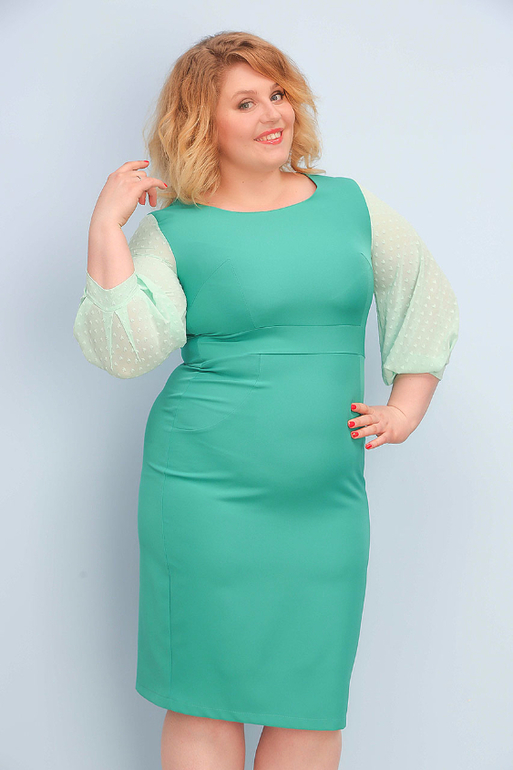 Женская Одежда Больших Размеров Весна
