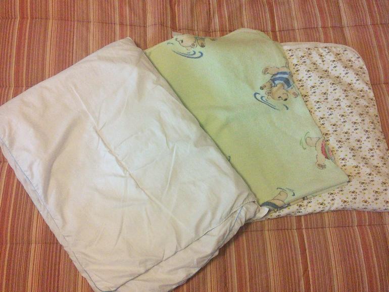 Детские одеяла, отдам даром