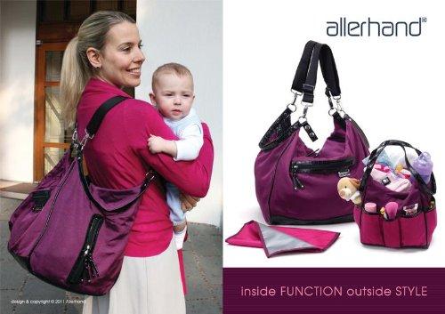 Рюкзак для мамы allerhand zara красный рюкзак