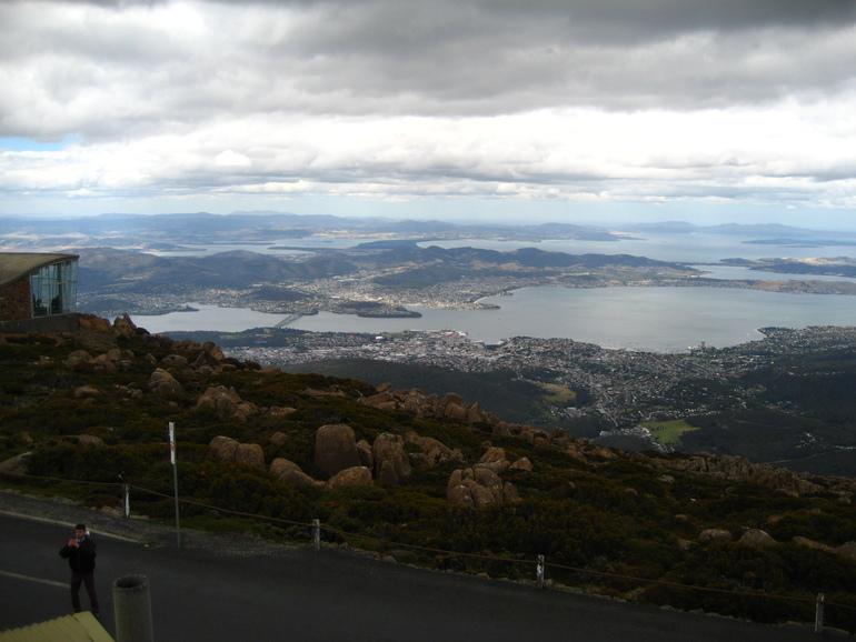 Тасмания, день 2, Хобарт