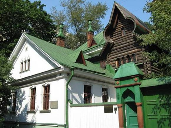 Дом В.М. Васнецова