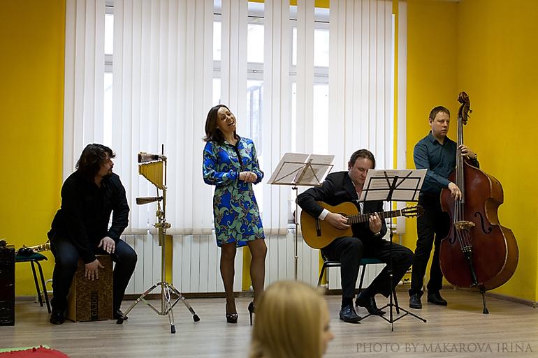 Babyconcert в Архангельском